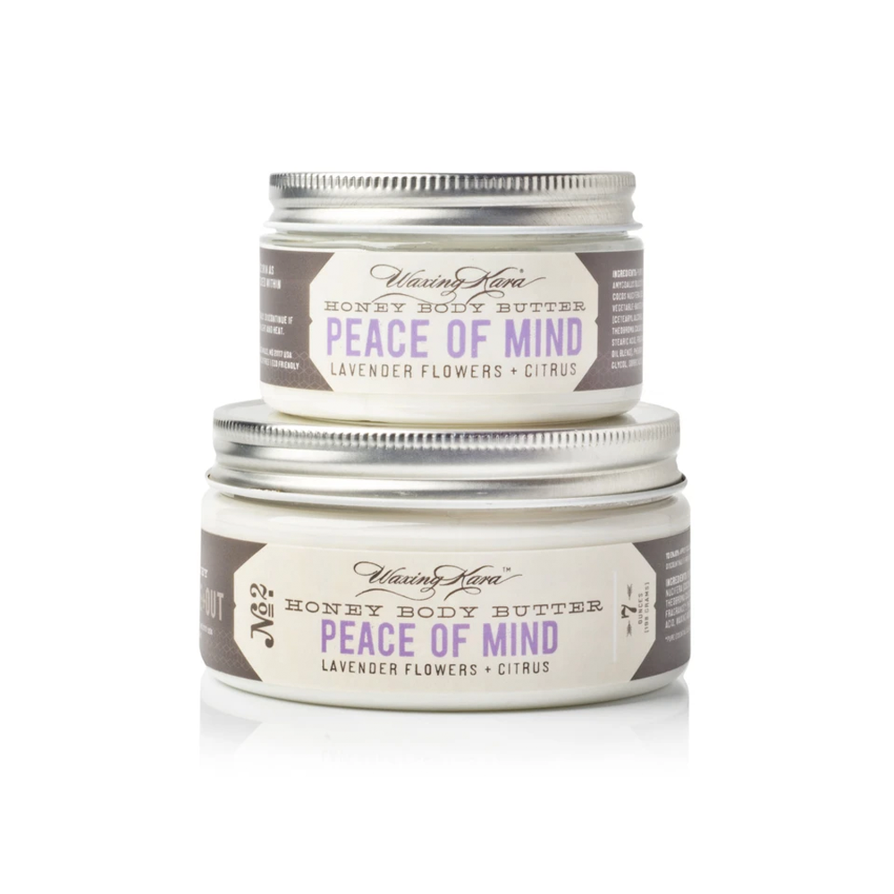 Peace of Mind Body Butter 4 oz.