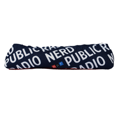 Public Radio Nerd Pencil Pouch
