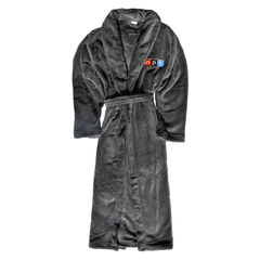 Soft and Cozy NPR Logo Robe
