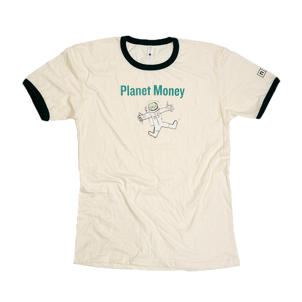 Planet Money Ringer T-Shirt