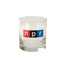 NPR Rocks Glass