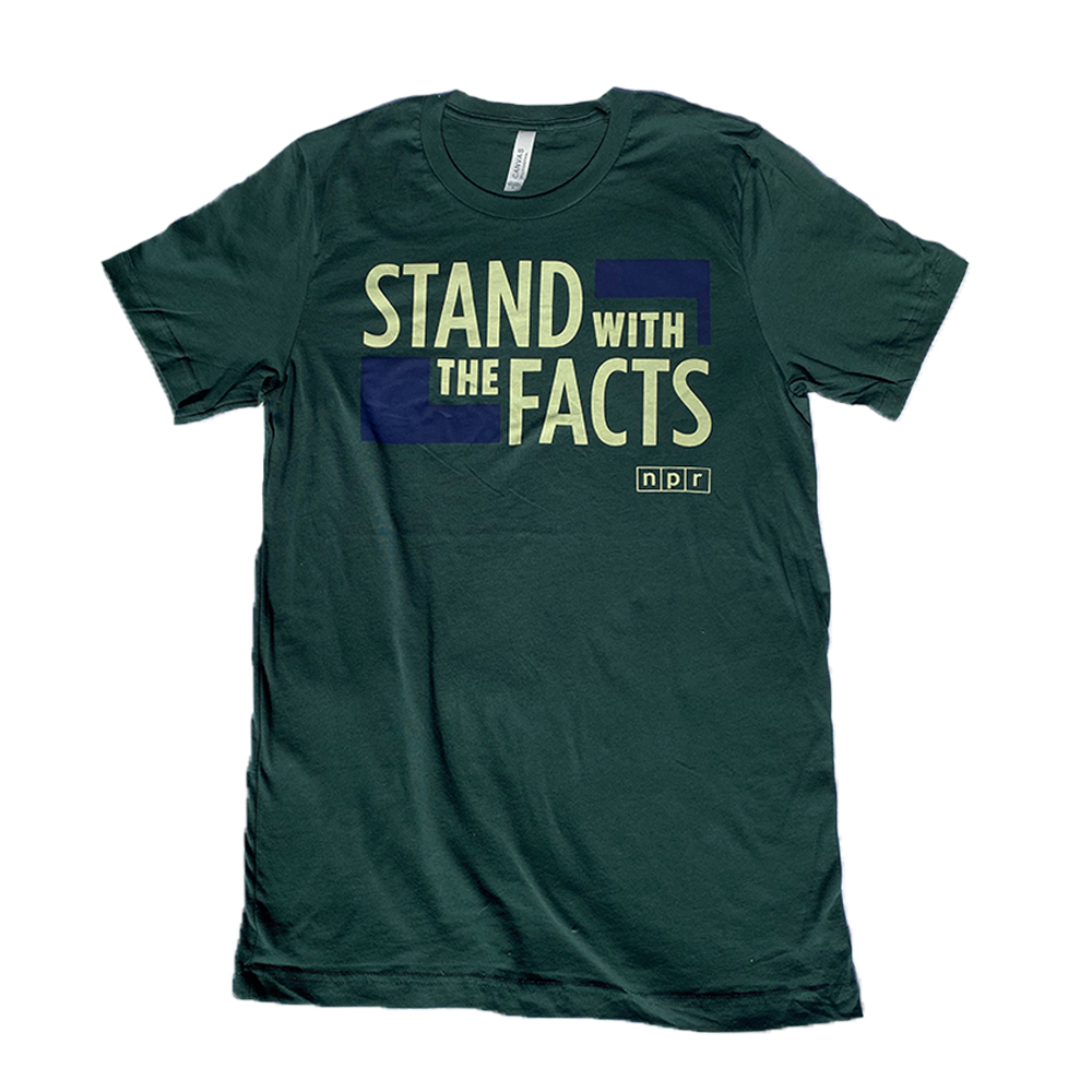 Stand With The Facts T-Shirt