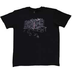 Tiny Desk Graphic T-Shirt: Black