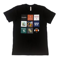 NPR Podcast Tile Tee