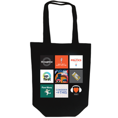 Podcast Tile Tote