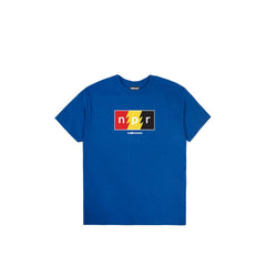 The Hundreds x NPR Wildfire Shirt: Royal Blue