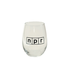 NPR Wine Glass