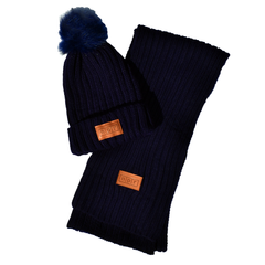 NPR Winter Hat and Scarf Set