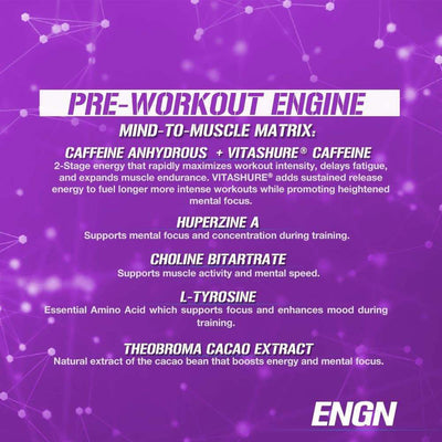 ENGN Pre-Workout