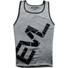 EVL Men's Gray Tank