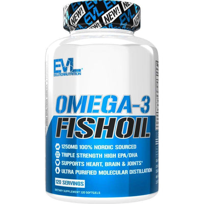Fish Oil (Softgels)
