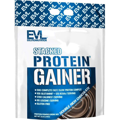 Stacked Protein GAINER (12LB)