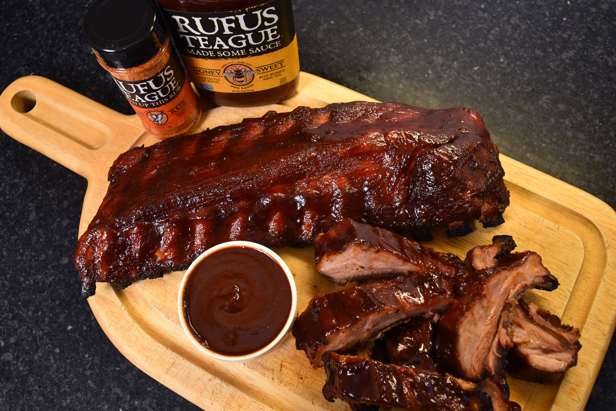 Rufus' Award Winning Ribs!