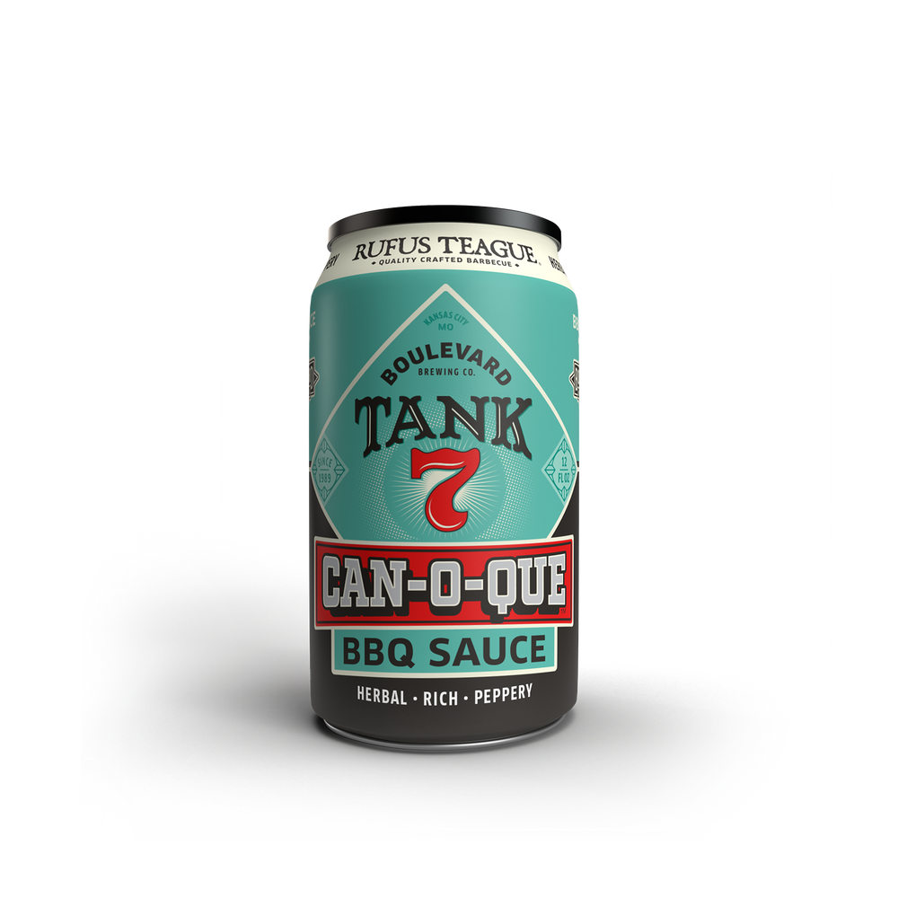 CAN-O-QUE - TANK 7 BBQ SAUCE - WHOLESALE