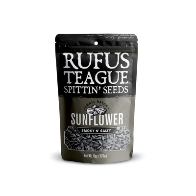 "SUNFLOWER SEEDS - ""SMOKY N' SALTY"" POUCH"