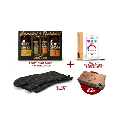 ULTIMATE BBQ GIFT SET