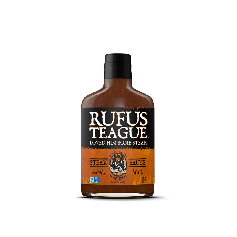 SPICY STEAK SAUCE - WHOLESALE