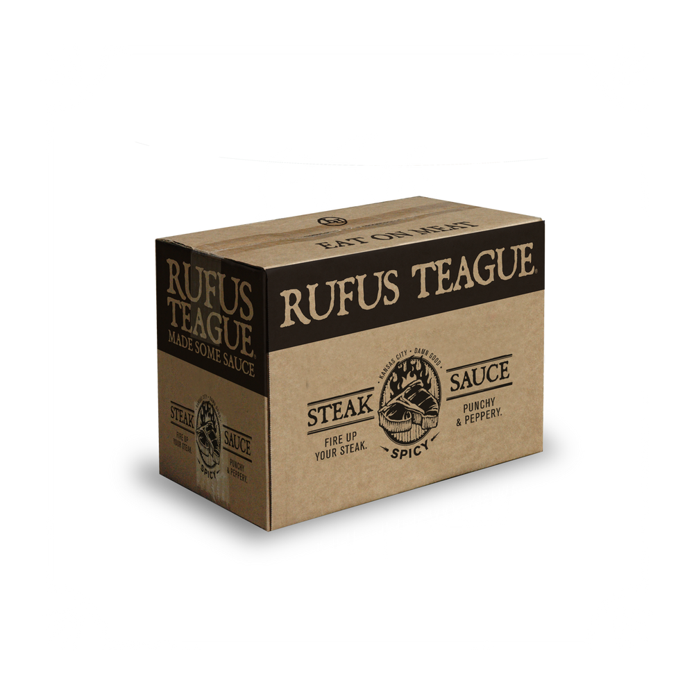 Spicy Steak Sauce Wholesale Rufus Teague