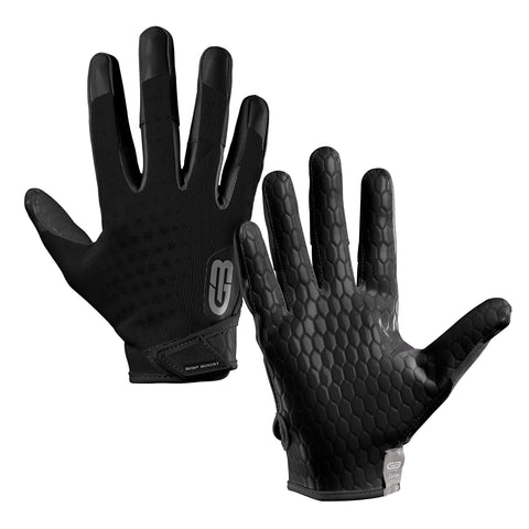 Grip Boost DNA Football Gloves with Engineered Grip - Adult Sizes