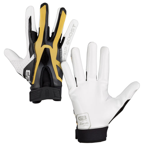 Grip Boost Stealth Dual Color Football Gloves Mens - Adult Sizes - $39.95
