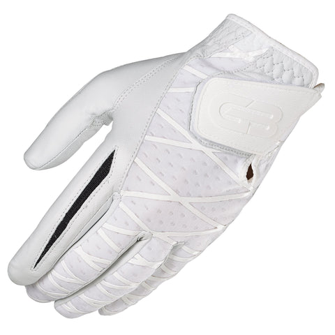 Grip Boost Men's Left & Right Hand Golf Glove 2.0 Cabretta Leather Sheep Skin No-Slip Golf Gloves