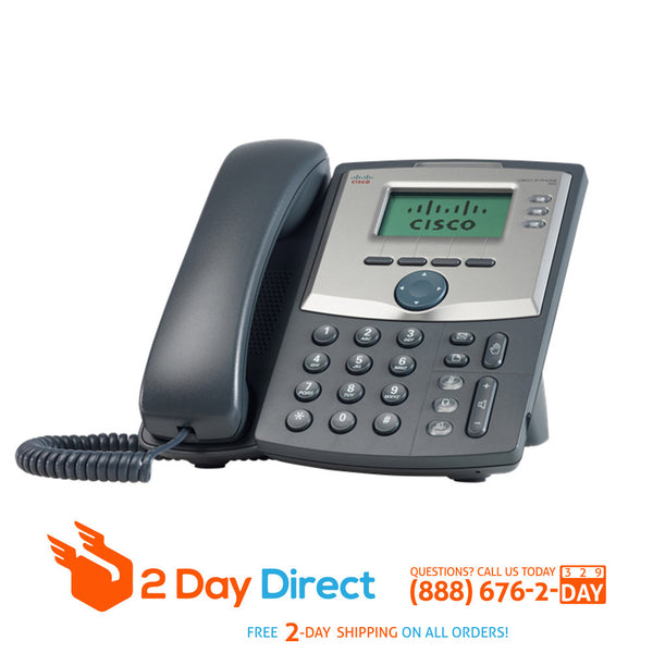 Cisco SPA303 3-Line IP Phone with dual switched ethernet ports