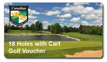 18 Holes with Powercart -  Ottawa Golf Course Specials