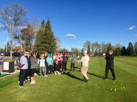 Ladies League EXCLUSIVE Clinics -  Ottawa Golf Course Specials