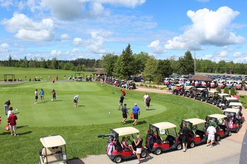 Tournament Registration (Template Only) -  Ottawa Golf Course Specials
