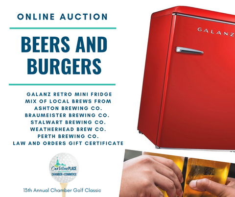 Beers and Burgers Package