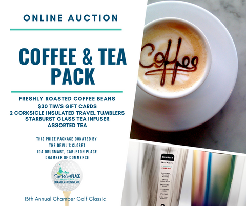 Coffee & Tea Lovers Package