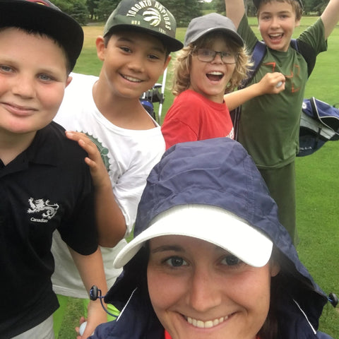 Monday Weekly Junior League - NEW for 2020! -  Ottawa Golf Course Specials