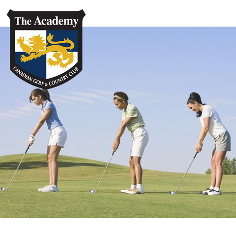 Adult Clinic - Women's Group - Intermediate -  Ottawa Golf Course Specials