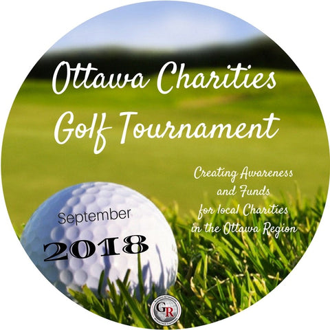 Ottawa Charities Golf Tournament (18 Hole Registration) -  Ottawa Golf Course Specials