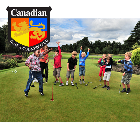 Junior Camp - Golf Canada Future Links (Saturday am) -  Ottawa Golf Course Specials