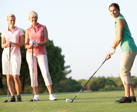 Lady Golfer Beginner Package