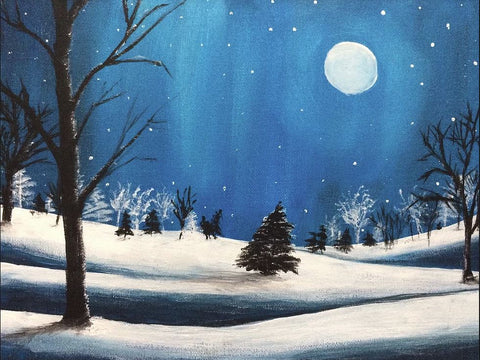 Paint Night at the Canadian January 12th -  Ottawa Golf Course Specials