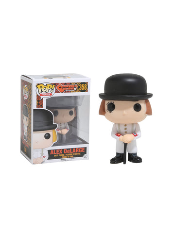 ALEX DELARGE FUNKO A CLOCKWORK ORANGE POP! MOVIES VINYL FIGURE