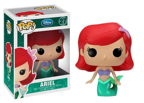 ARIEL DISNEY FUNKO POP 27 SERIES 3