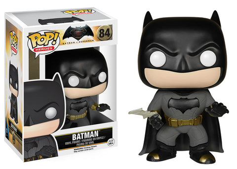 BATMAN HEROES BATMAN VS SUPERMAN DAWN OF JUSTICE POP 84