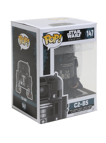 C2-B5 FUNKO STAR WARS: ROGUE ONE POP! VINYL BOBBLE-HEAD