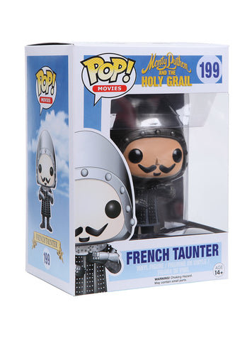 FRENCH TAUNTER VINYL FIGURE FUNKO MONTY PYTHON AND THE HOLY GRAIL POP! MOVIES