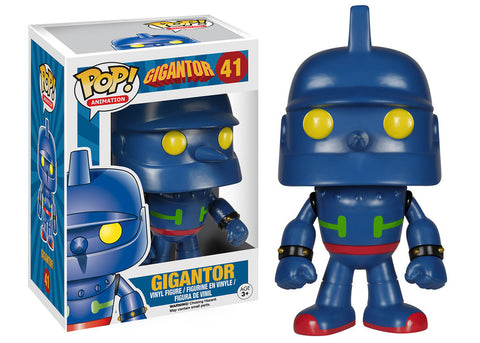 GIGANTOR AMERICAN ADAPTATION OF TETSUJIN 28 GO ANIMATION POP 41