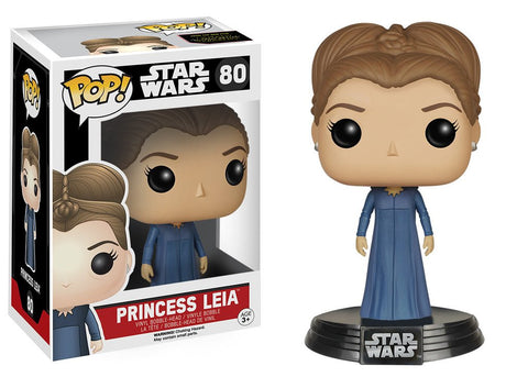 PRINCESS LEIA FUNKO POP! STAR WARS THE FORCE AWAKENS VINYL FIGURE
