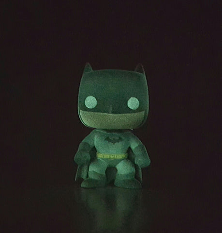 BATMAN DC COMICS SUPER HEROES POP 01 GLOW IN THE DARK