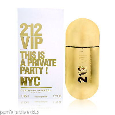 212 VIP Women by Carolina Herrera 1.7 oz EDP Spray