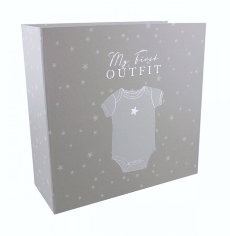 My First Outfit Keepsake Box