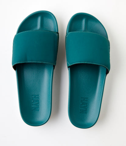 Hayn Core Slides (Na Pali) Forest Green