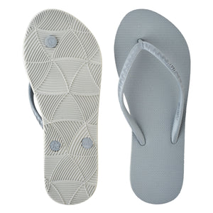 Women's Tonal Slippers (Mako) Gray