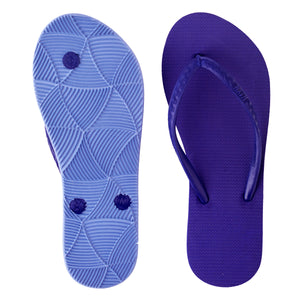 Women's Tonal Slippers (Ube) Purple